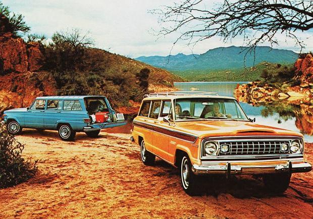 Jeep Wagoneer z 1974