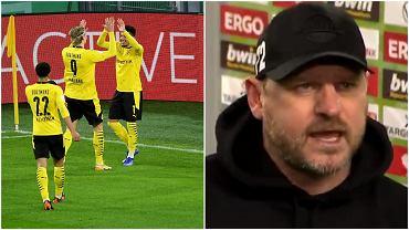 Trener Paderborn wściekły po awansie BVB