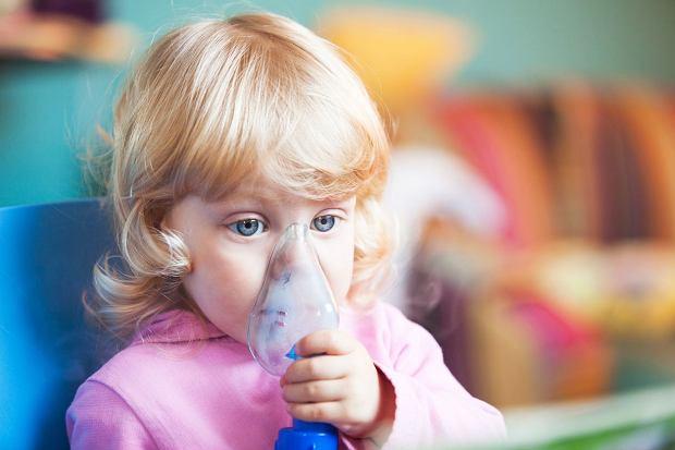 Zapalenie oskrzeli u dzieci - objawy, leczenie, powikłania