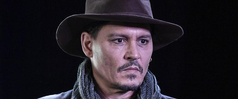 Johnny Depp ma nową, o 30 lat młodszą dziewczynę. To rosyjska tancerka go-go