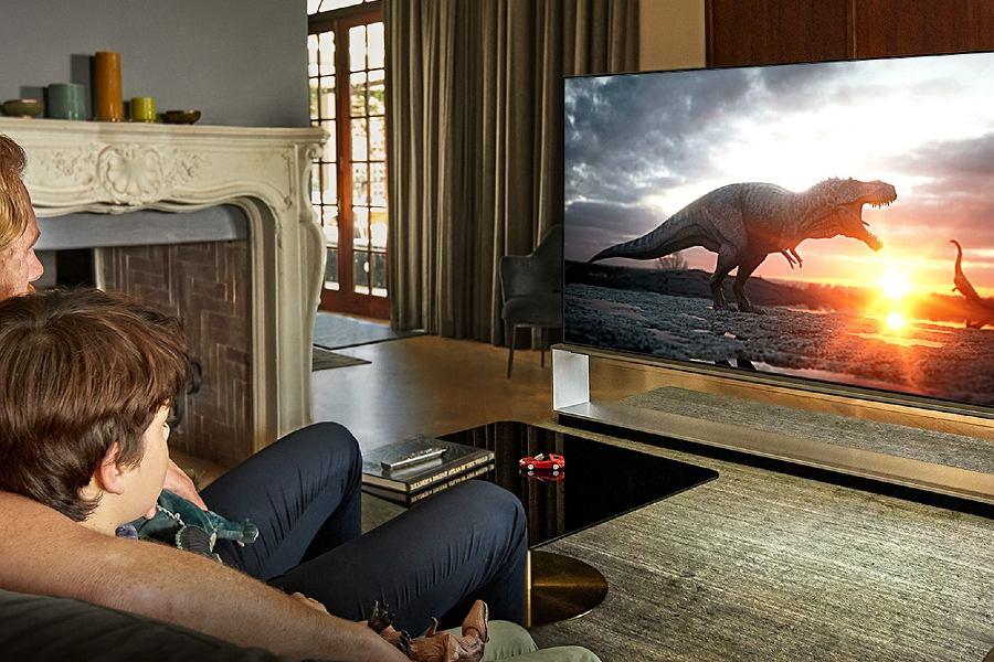 LG OLED zapewni niesamowite wrażenia wizualne podczas oglądania filmów