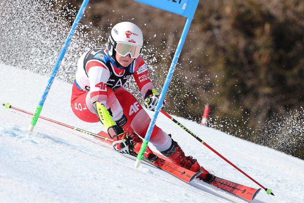 Maryna Gąsienica Daniel na mistrzostwach świata