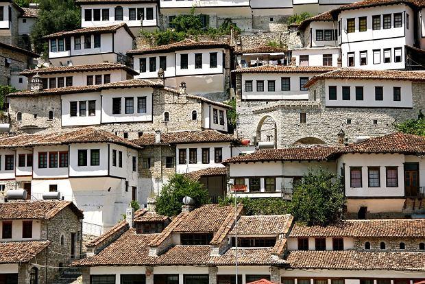 Berat Albania / shutterstock