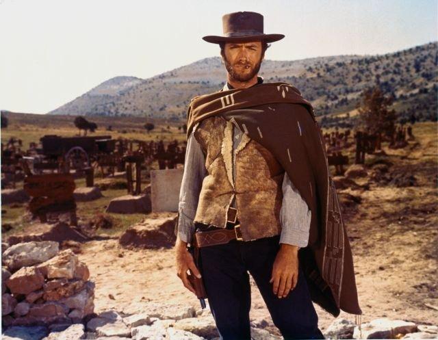 Clint Eastwood w