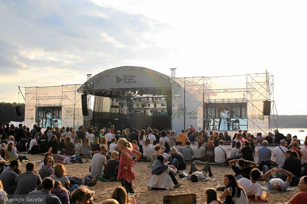 Olsztyn Green Festival / PRZEMYSŁAW SKRZYDŁO