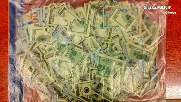 80-latka zgłosiła kradzież 40 tys. dolarów. Zostały pocięte na 1045 kawałków