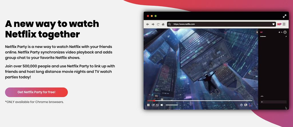 NetflixParty.com