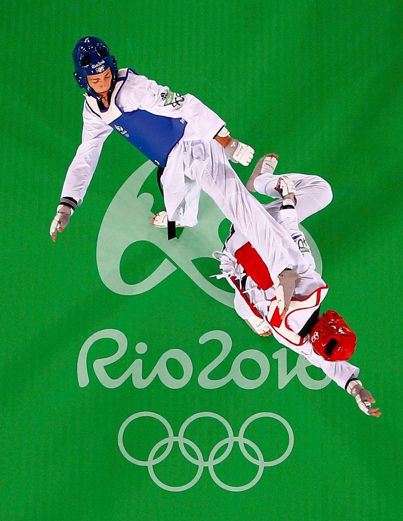 OLYMPICS-RIO-TAEKWONDO-M-FEATHER