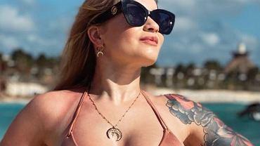 Ewelina Lisowska porównała zdjęcie w bikini z teraz i sprzed kilku lat. Jest dumna z tej zmiany