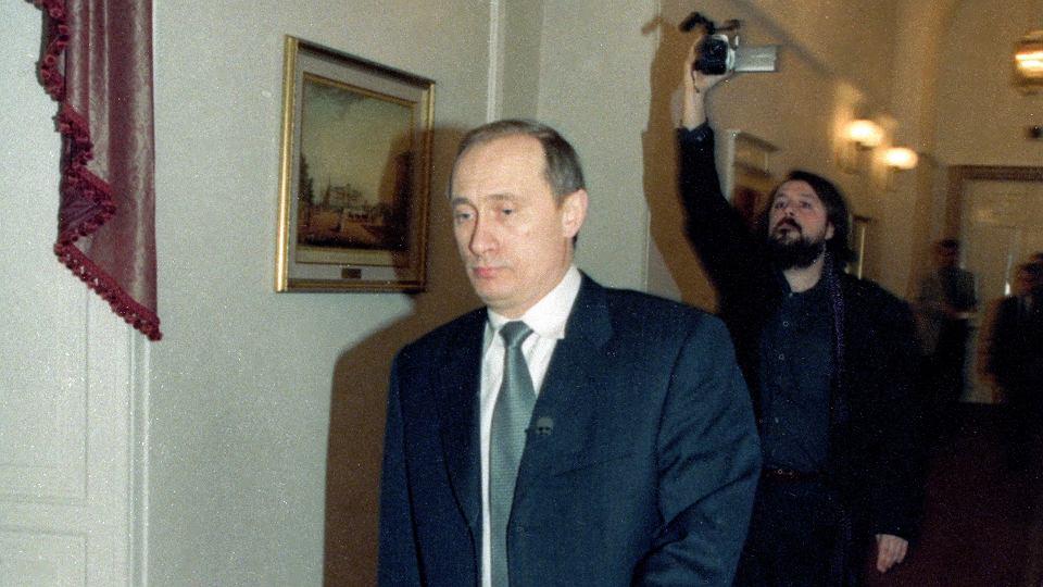 'Świadkowie Putina', reż. Witalij Manski