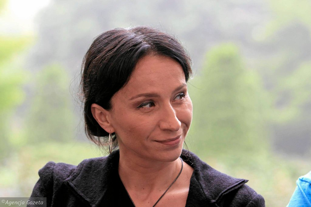Renata Przemyk / Renata Przemyk/Fot.LESZEK TARCZON