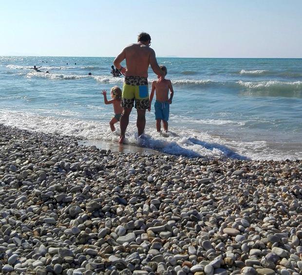 Acharavi, Korfu, Grecja