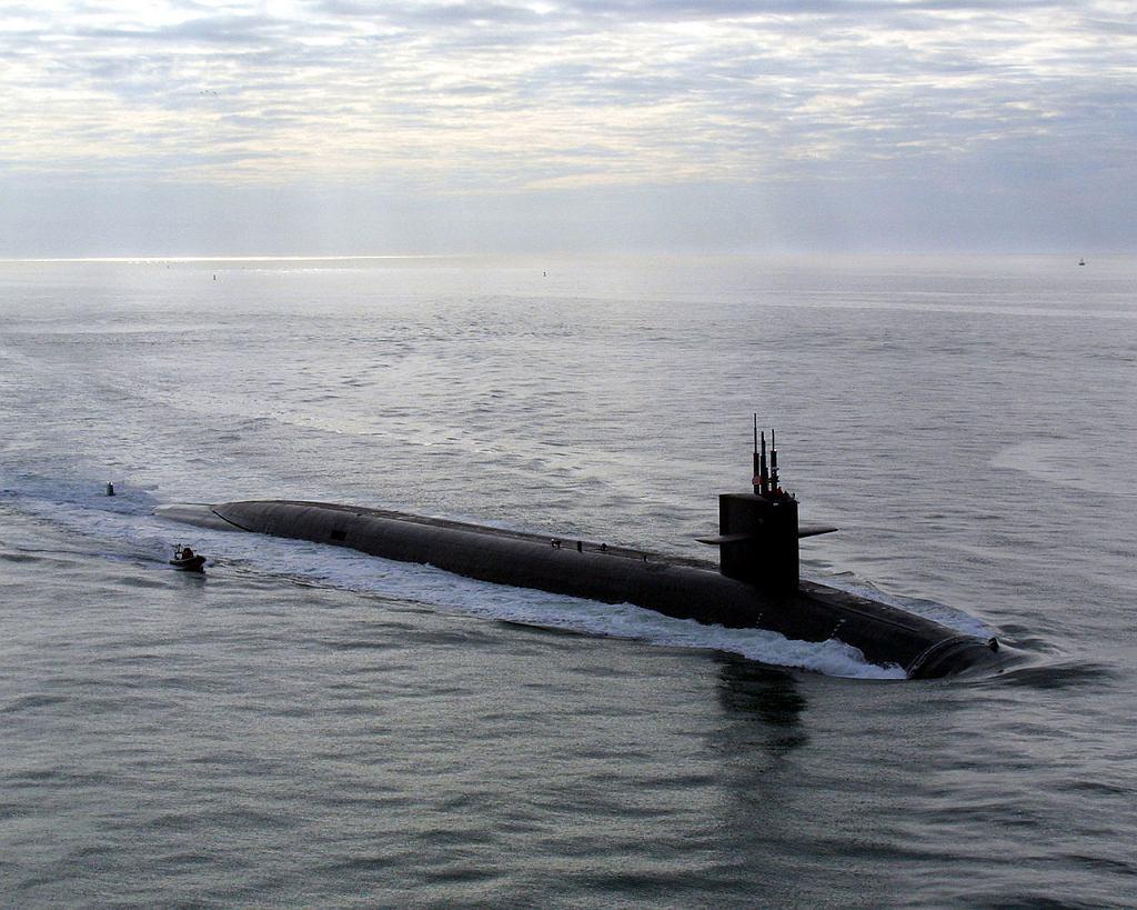 Atomowy okręt podwodny USS Florida