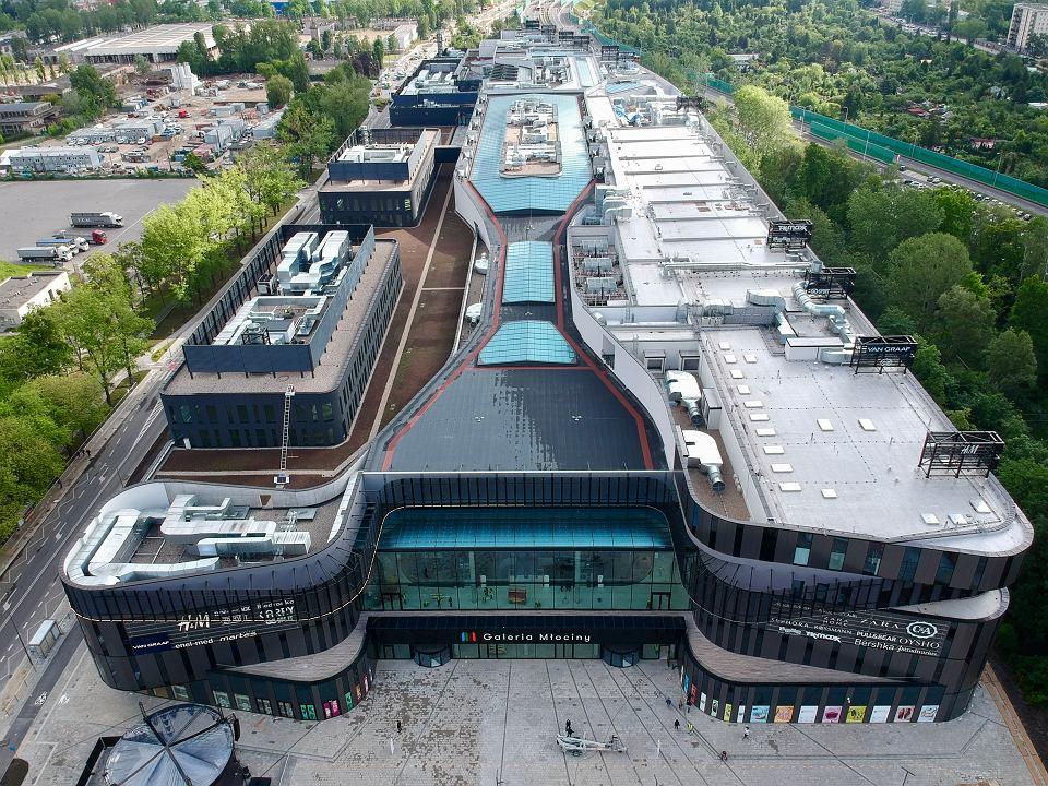 d2ba885028a77a Galeria Młociny w Warszawie to największa galeria handlowa zbudowana w  stolicy od 15 lat