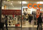 CCC chce opuścić cztery galerie w Lublinie. Wyprzedają wszystko, ale jeszcze negocjują