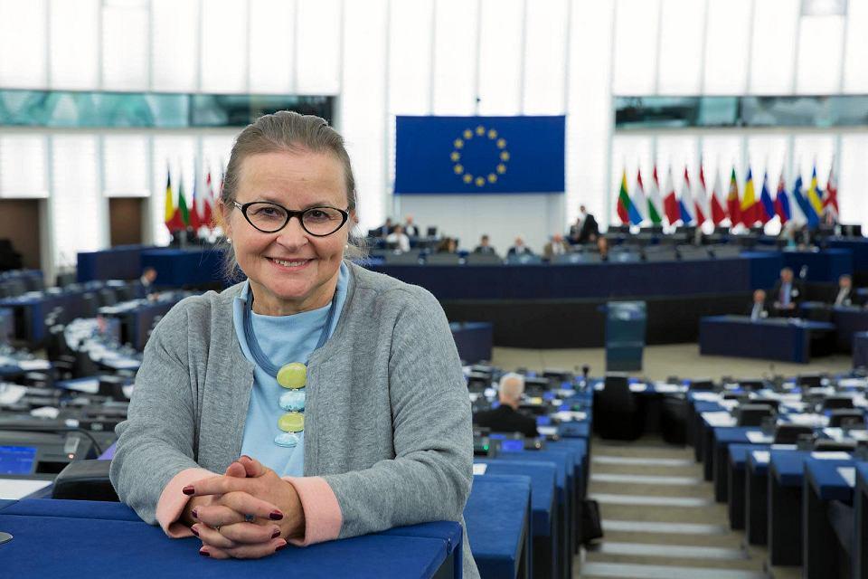 Eurowybory 2019. Danuta Jazłowiecka już nie wystartuje