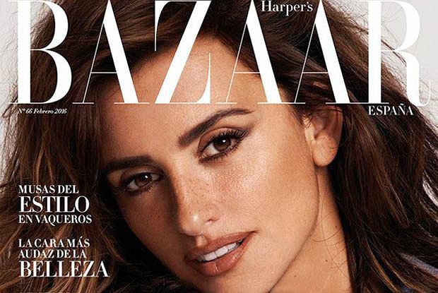 Penelope Cruz, Harper's Bazaar