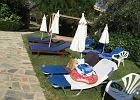 Zajmowanie leżaków przy hotelowym basenie