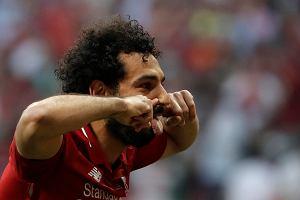 Gol Salaha jednym z najszybszych w historii