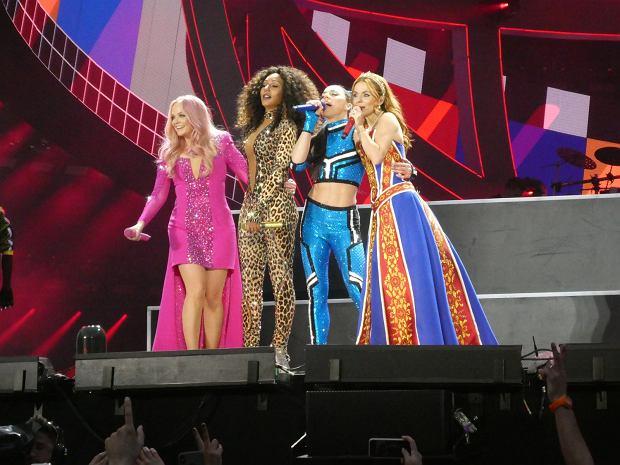 %Powrotna trasa koncertowa Spice Girls