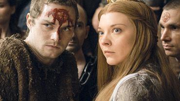 Loras i Margaery w 'Grze o tron'
