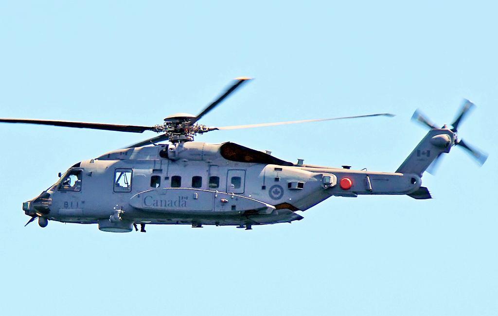 Helikopter CH-148 Cyclone (Zdj. ilustracyjne)