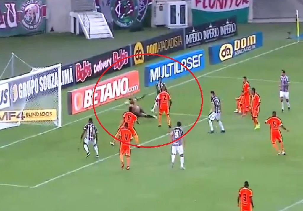 Keyky i jego cudowna akcja i gol