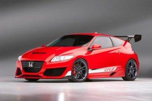 Honda CR-Z   Hybryda przegra z mocnym coupe?