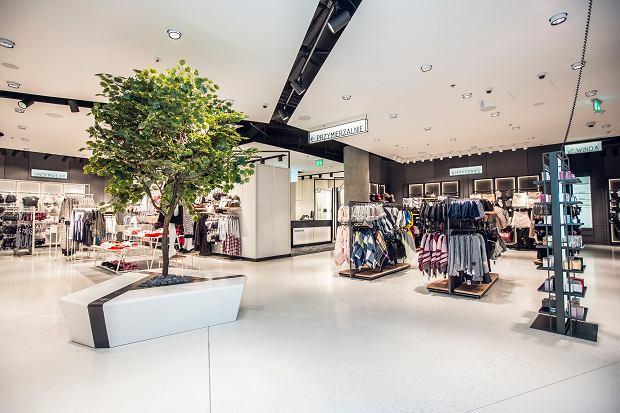 Nowy sklep Reserved w Złotych Tarasach
