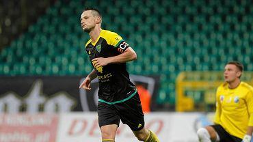 Popis Grzegorza Goncerza w meczu GKS - MKS Kluczbork 5:1