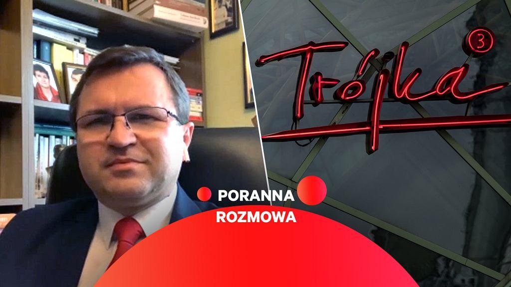 Poranna rozmowa Gazeta.pl. Gość: Zbigniew Girzyński z PiS