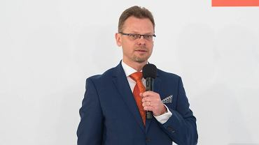 Prezes zarządu OncoArendi Therapeutics SA Marcin Szumowski
