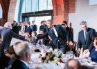 Prezydent Obama w Arkadach Kubickiego