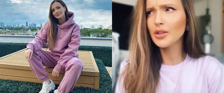 Marina Łuczenko tłumaczy się z reklam na Instagramie: Muszę to robić