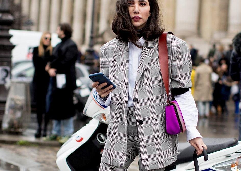 garnitur damski street fashion