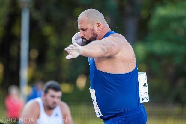 Michał Haratyk pobił rekord Polski w pchnięciu kulą! Najlepszy europejski kulomiot w XXI wieku!