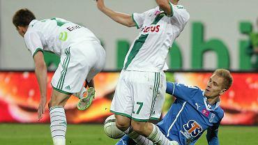 Lechia Gdańsk - Lech Poznań 2:1. Marcin Pietrowski