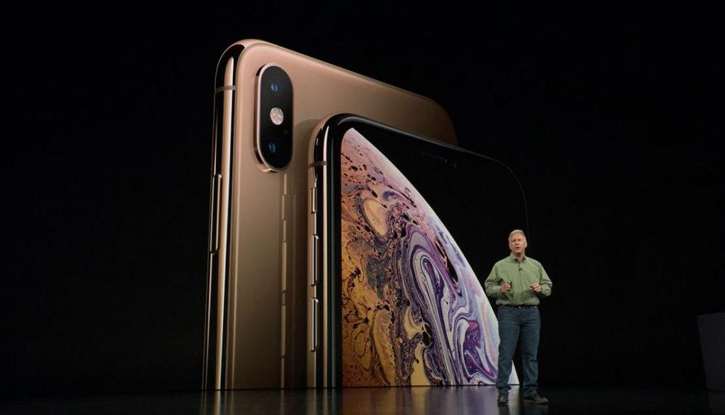 Apple prezentuje nowe iPhone'y