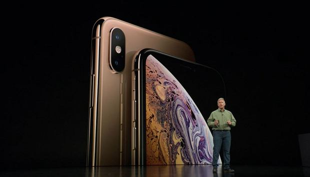 Apple prezentuje nowe iPhone'y