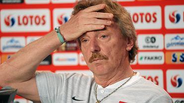 Zbigniew Boniek. Mistrzostwa Świata w Piłce Nożnej Rosja 2018
