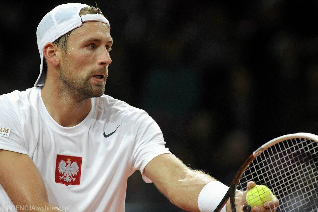Łukasz Kubot w Pucharze Davisa