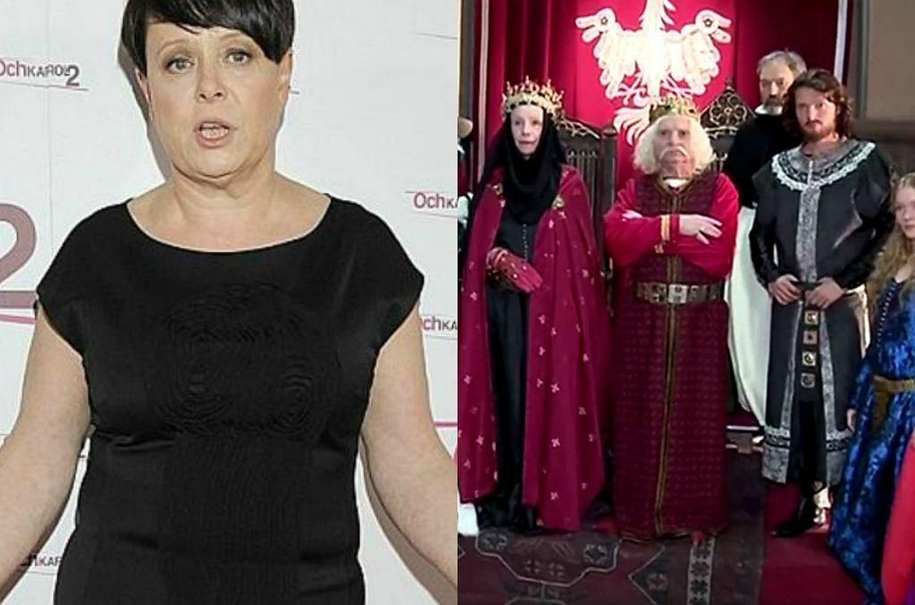 Ilona Łepkowska, 'Korona królów'
