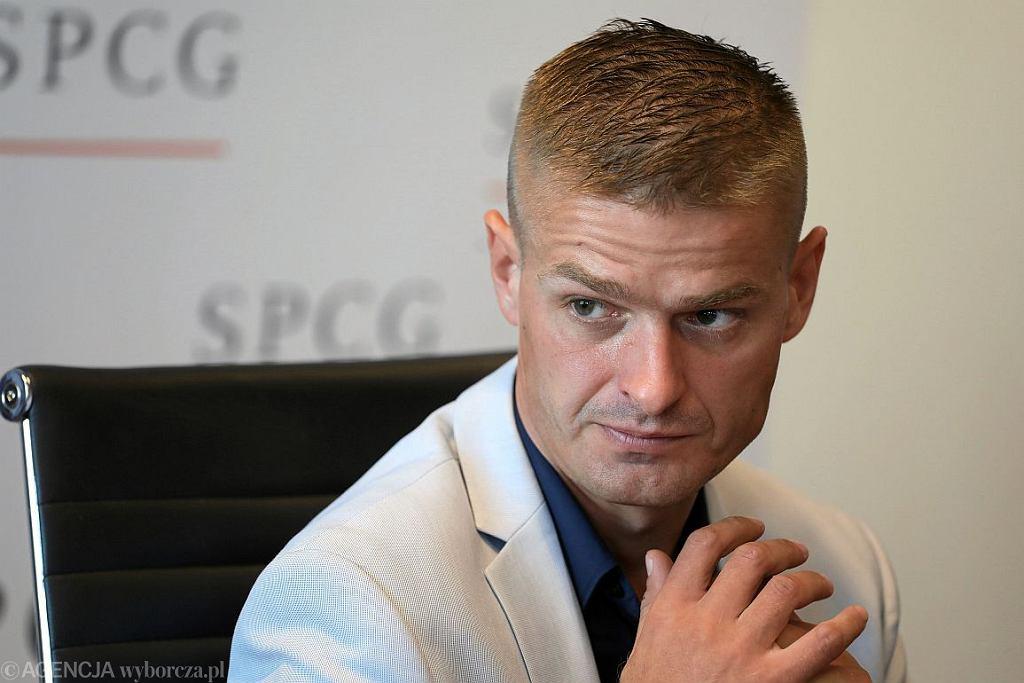 Tomasz Komenda (fot. Sławomir Kamiński / Agencja Gazeta)