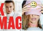 Poznajecie? Tak, to Joanna Krupa. Sesja gwiazdy dla KMAG różni się od poprzednich. Joanna wygląda inaczej niż zwykle. O wiele inaczej [ZDJĘCIA]