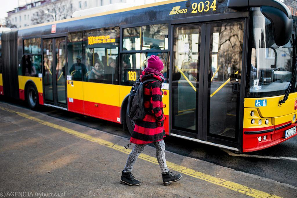 Na Odolany pojedzie nowa linia autobusowa