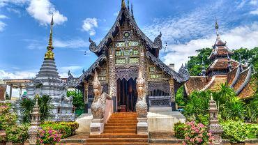 Chiang Mai, Tajlandia - zdjęcie ilustracyjne