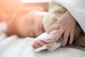 Choroba Krabbego - rzadka choroba, która skazuje dziecko na kilka miesięcy życia
