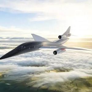 Samolot naddźwiękowy Aerion