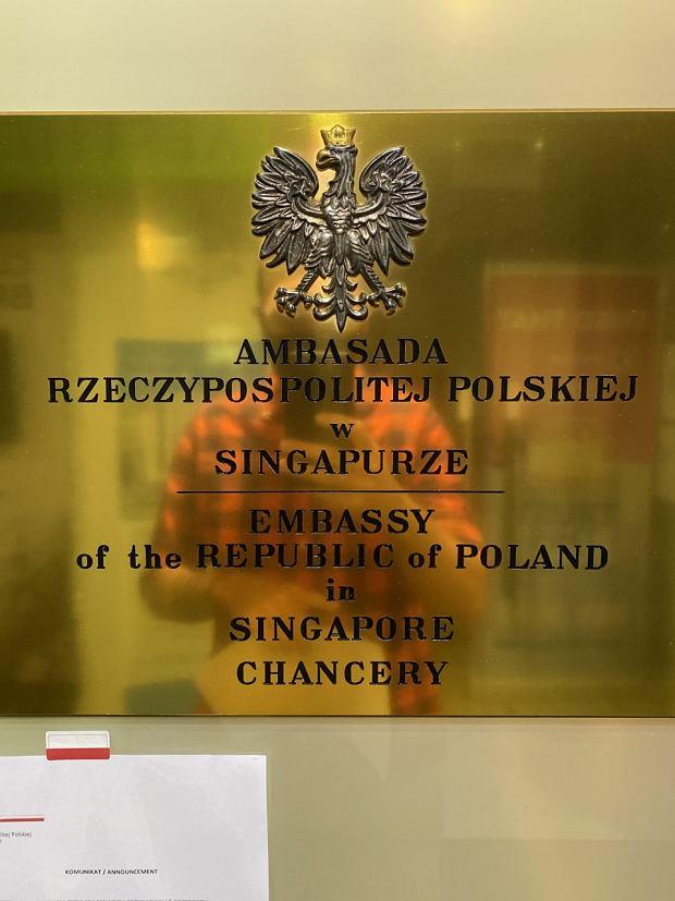 Ambasada Polski w Singapurze