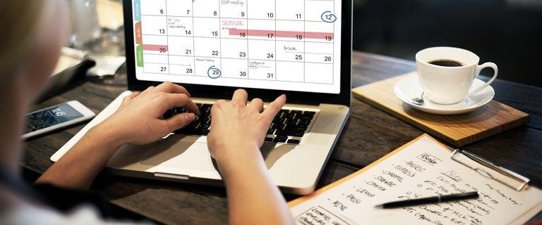 Życie z kalendarzem w ręku. Jak prowadzić notatki, zapiski, finanse, aby o niczym nie zapomnieć?